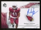 2009 Upper Deck SP Authentic #316 Rashad Johnson RC Autograph /999