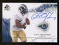 2009 Upper Deck SP Authentic #346 Chris Ogbonnaya RC Autograph /999