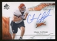 2009 Upper Deck SP Authentic #356 Chase Coffman RC Autograph /299