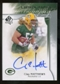 2009 Upper Deck SP Authentic Chirography #CHCM Clay Matthews Autograph