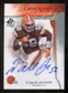 2009 Upper Deck SP Authentic Chirography #CHDQ D'Qwell Jackson Autograph