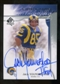 2009 Upper Deck SP Authentic Chirography #CHJY Jack Youngblood Autograph
