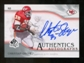 2009 Upper Deck SP Authentic Autographs #SPCO Christian Okoye Autograph