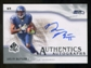 2009 Upper Deck SP Authentic Autographs #SPBU Deon Butler Autograph