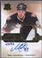 2011/12 The Cup #121 Mika Zibanejad Gold Rainbow Rookie Patch Auto #44/93