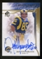 2009 Upper Deck SP Authentic Chirography Gold #CHJY Jack Youngblood Autograph  25