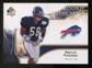 2009 Upper Deck SP Authentic Bronze #220 Marcus Freeman /150