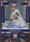 2010 Donruss Elite Extra Edition #55 Stetson Allie Signature Aspirations Rookie Auto #058/100