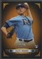 2012 Bowman Sterling #14 Matt Moore Rookie Gold Refractor #42/50