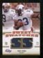 2010 Upper Deck Sweet Spot Sweet Swatches #SSW70 Ronnie Brown
