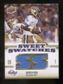 2010 Upper Deck Sweet Spot Sweet Swatches #SSW73 Warren Moon