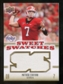 2010 Upper Deck Sweet Spot Sweet Swatches #SSW60 Matthew Stafford