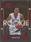 2008/09 Playoff Contenders #78 Derrick Rose Rookie Auto /88