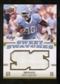2010 Upper Deck Sweet Spot Sweet Swatches #SSW29 Hakeem Nicks