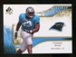 2009 Upper Deck SP Authentic Gold #214 Corvey Irvin /50