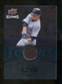 2009 Upper Deck Icons Icons Jerseys #AL Adam Lind
