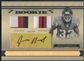 2006 Playoff National Treasures #126 Jerious Norwood Rookie Patch Auto #41/99