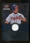 2009 Upper Deck Icons Icons Jerseys #CJ Chipper Jones