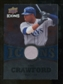 2009 Upper Deck Icons Icons Jerseys #CR Carl Crawford
