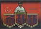 2010 Topps Triple Threads #R106 Josh Beckett Relics Jersey #01/36