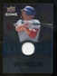 2009 Upper Deck Icons Icons Jerseys #KY Kevin Youkilis