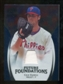 2009 Upper Deck Icons Future Foundations Jerseys #CH Cole Hamels