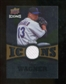 2009 Upper Deck Icons Icons Jerseys Gold #BW Billy Wagner /25