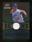 2009 Upper Deck Icons Icons Jerseys Gold #CB Chad Billingsley /25