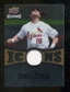 2009 Upper Deck Icons Icons Jerseys Gold #CD Chris Duncan /25