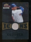 2009 Upper Deck Icons Icons Jerseys Gold #CU Michael Cuddyer /25