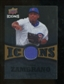 2009 Upper Deck Icons Icons Jerseys Gold #CZ Carlos Zambrano /25