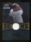 2009 Upper Deck Icons Icons Jerseys Gold #JD Jermaine Dye /25
