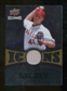 2009 Upper Deck Icons Icons Jerseys Gold #JL John Lackey /25