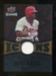 2009 Upper Deck Icons Icons Jerseys Gold #JR Jimmy Rollins /25