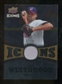 2009 Upper Deck Icons Icons Jerseys Gold #JW Jake Westbrook /25