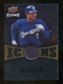 2009 Upper Deck Icons Icons Jerseys Gold #JH J.J. Hardy /25