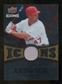 2009 Upper Deck Icons Icons Jerseys Gold #RL Ryan Ludwick /25