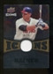 2009 Upper Deck Icons Icons Jerseys Gold #TH Travis Hafner /25