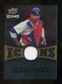 2009 Upper Deck Icons Icons Jerseys Gold #VM Victor Martinez /25