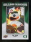 2012 Upper Deck College Mascot Manufactured Patch #CM38 The Duck A