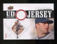2010 Upper Deck UD Game Jersey #BM Brandon Morrow