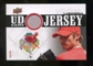 2010 Upper Deck UD Game Jersey #CB Clay Buchholz