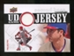 2010 Upper Deck UD Game Jersey #CU Chase Utley