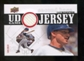 2010 Upper Deck UD Game Jersey #DE David Eckstein