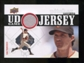 2010 Upper Deck UD Game Jersey #BZ Barry Zito