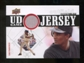 2010 Upper Deck UD Game Jersey #EV Eugenio Velez