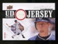 2010 Upper Deck UD Game Jersey #HE Chase Headley