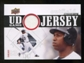 2010 Upper Deck UD Game Jersey #JD Jermaine Dye