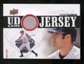 2010 Upper Deck UD Game Jersey #DA Johnny Damon