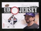 2010 Upper Deck UD Game Jersey #TO Todd Helton